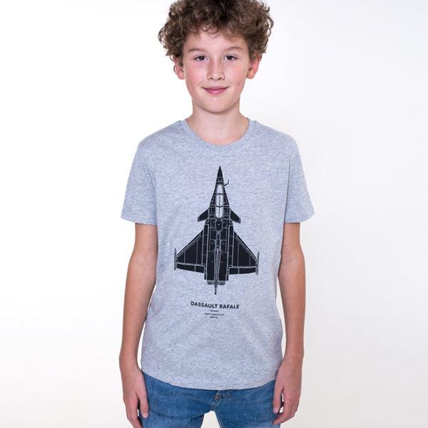 dětské tričko s letadlem Dassault Rafale