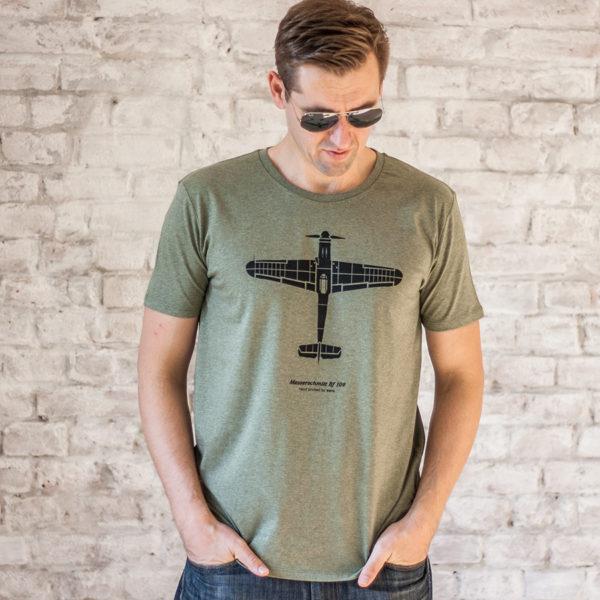 tričko Messerschmitt Bf109