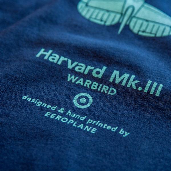 tričko s letadlem Harvard T6
