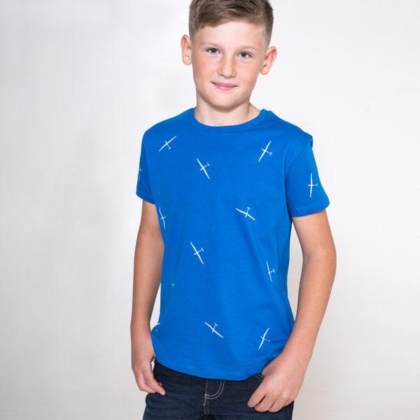 dětské tričko s kluzáky eeroplane