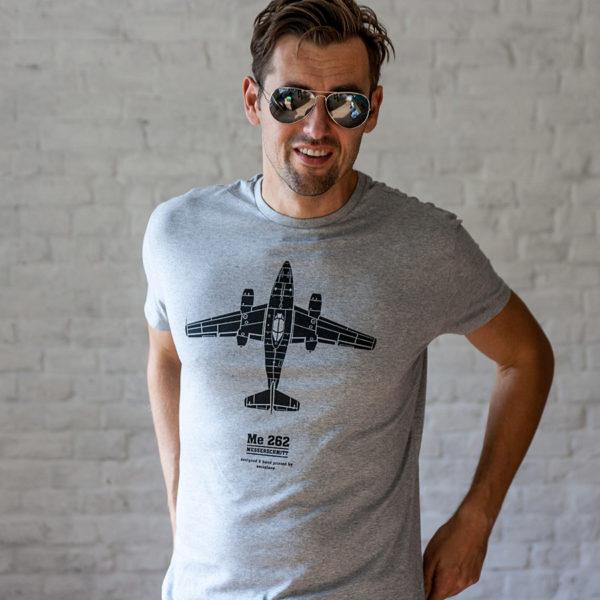 Messerschmitt Me262 tričko Eeroplane
